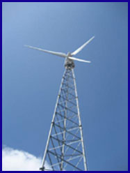 Mountainview Turbine